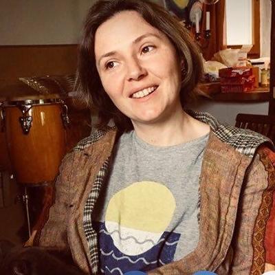 Олена Пастернак, вчителька з англійської мови